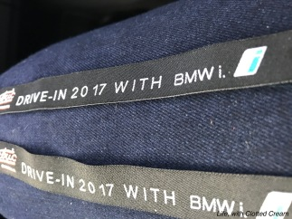 Our wristbands upon entry