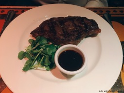 Buffalo Steak