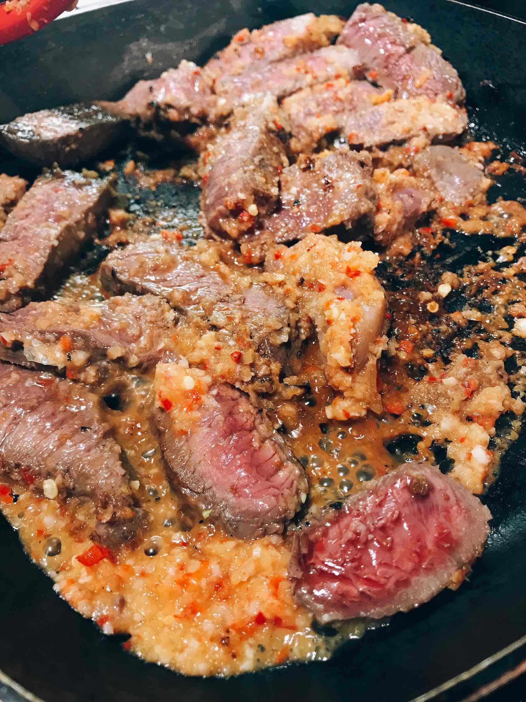 Steak Asada