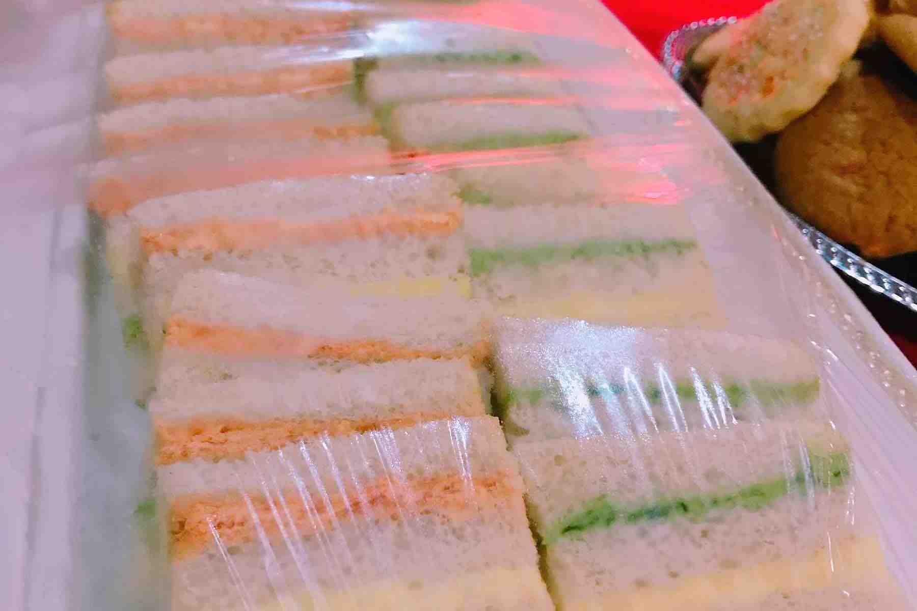 South African Rainbow Bread