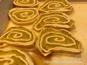 Creamy Sweet Potato bake