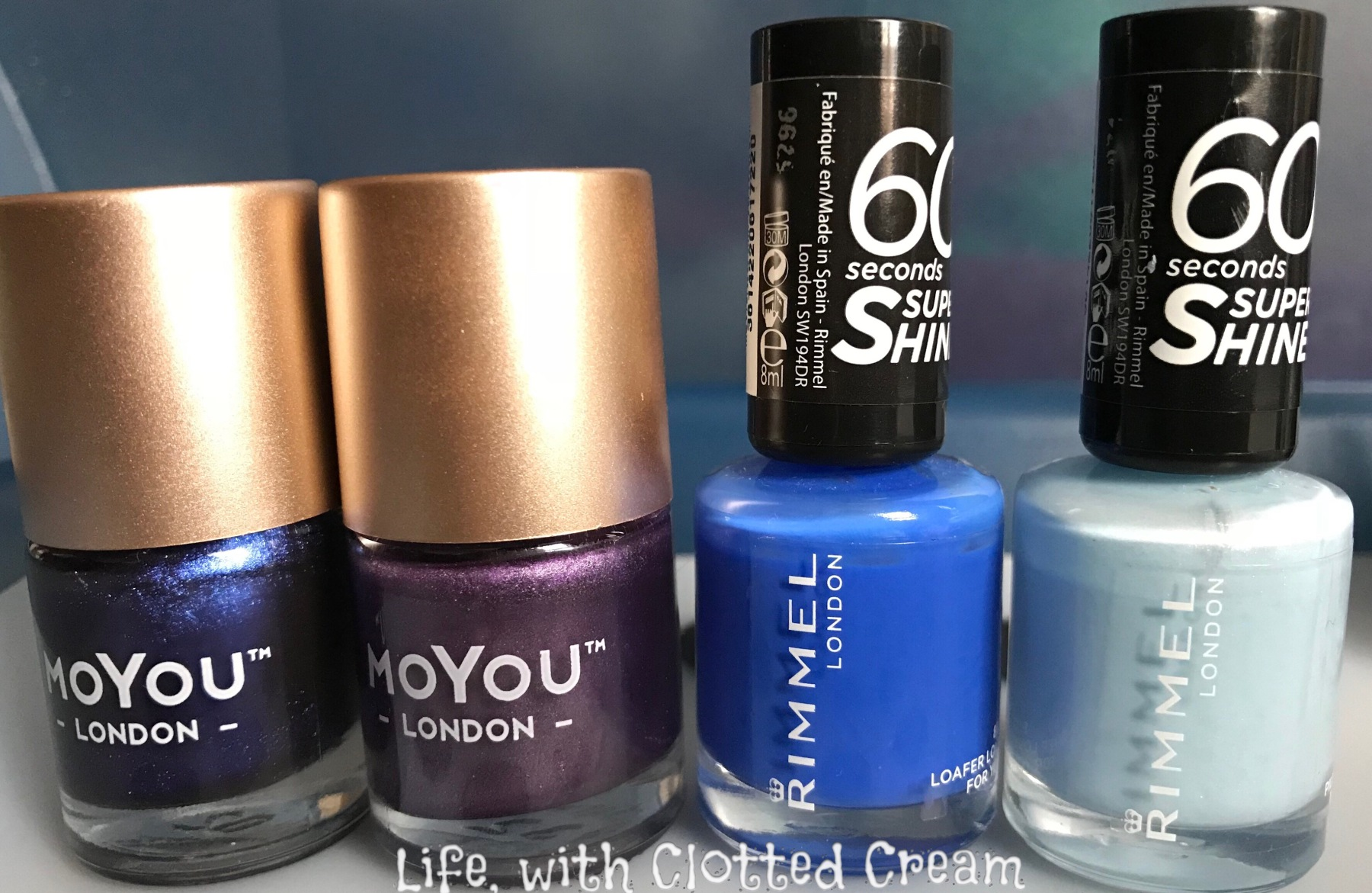 MoYou Polishes