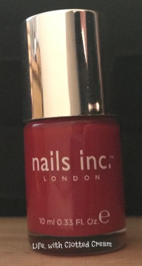 Nails Inc Victoria and Albert