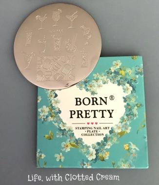 Born Pretty BP-166