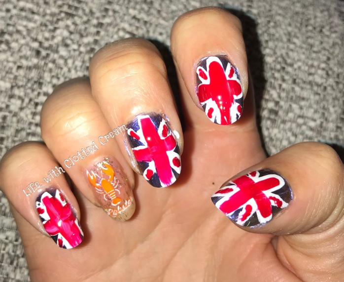 Royal Wedding nails
