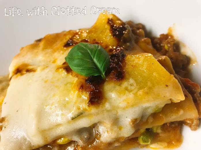 Buttermilk Lasagna