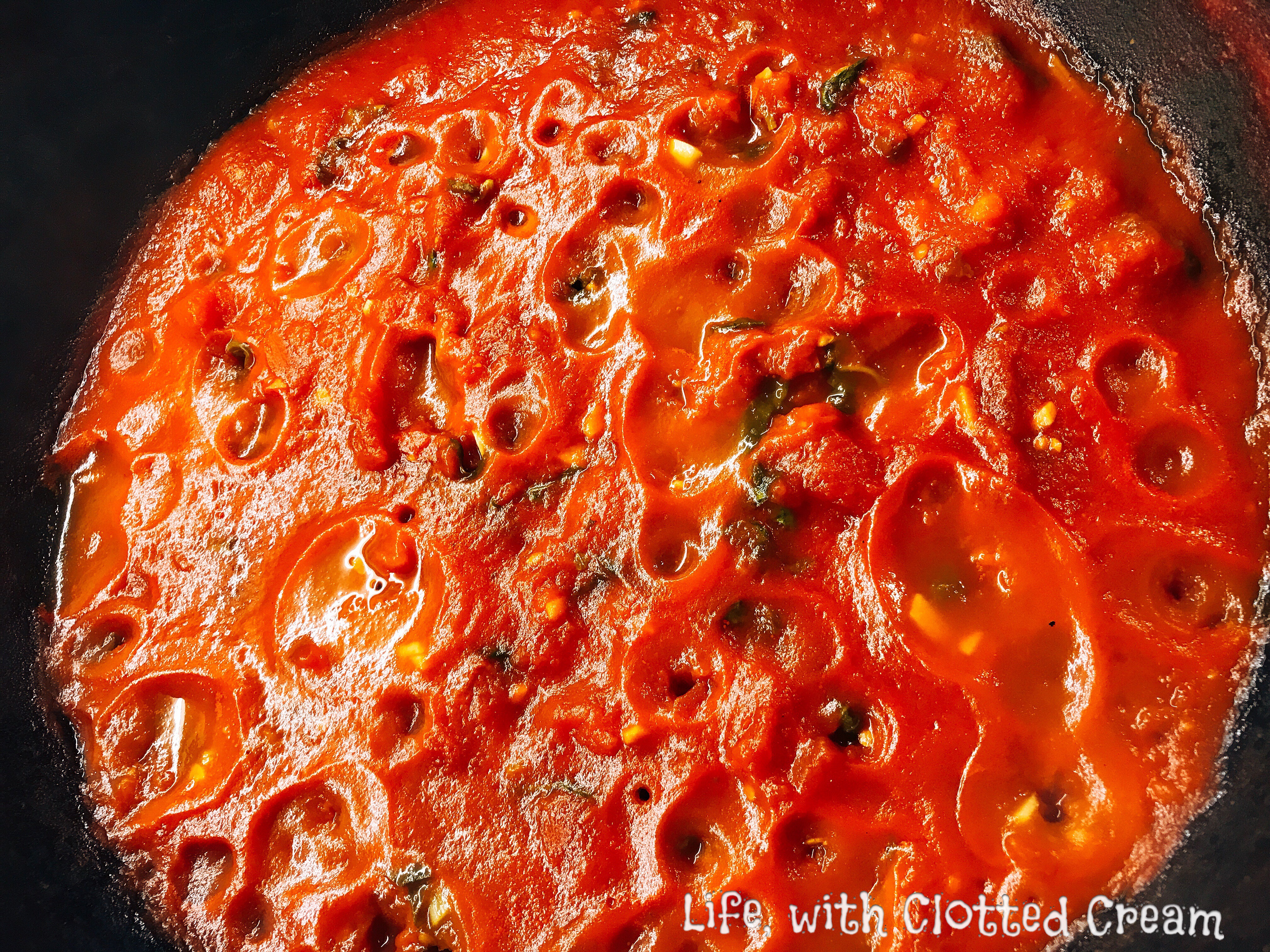 Best ever tomato pizza sauce