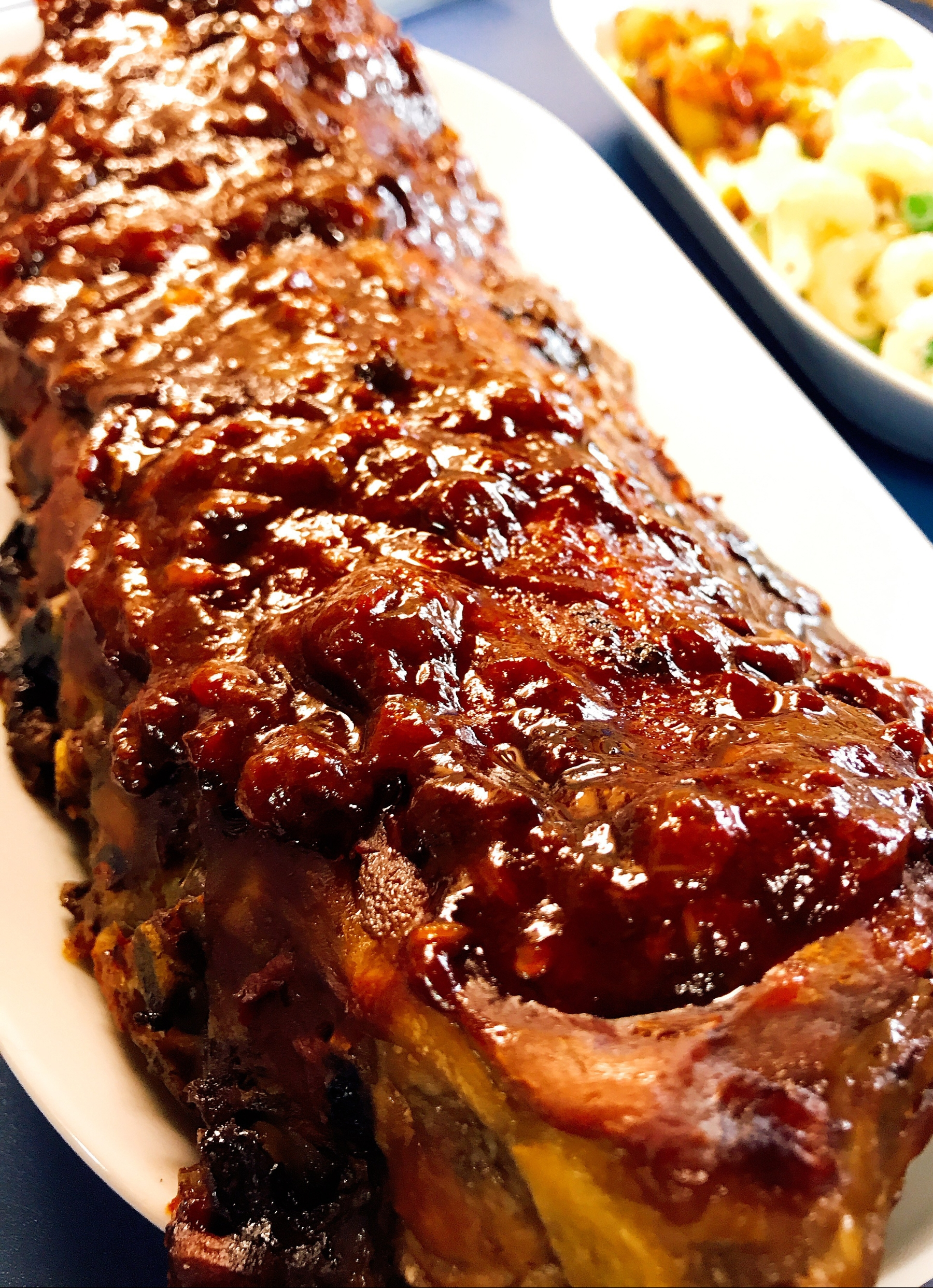 Homemade Pork Ribs