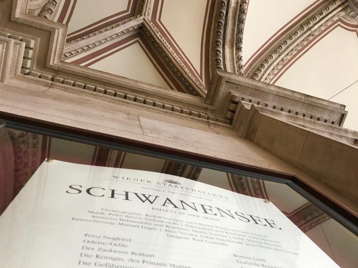 Schwanensee - Wiener Staatsoper