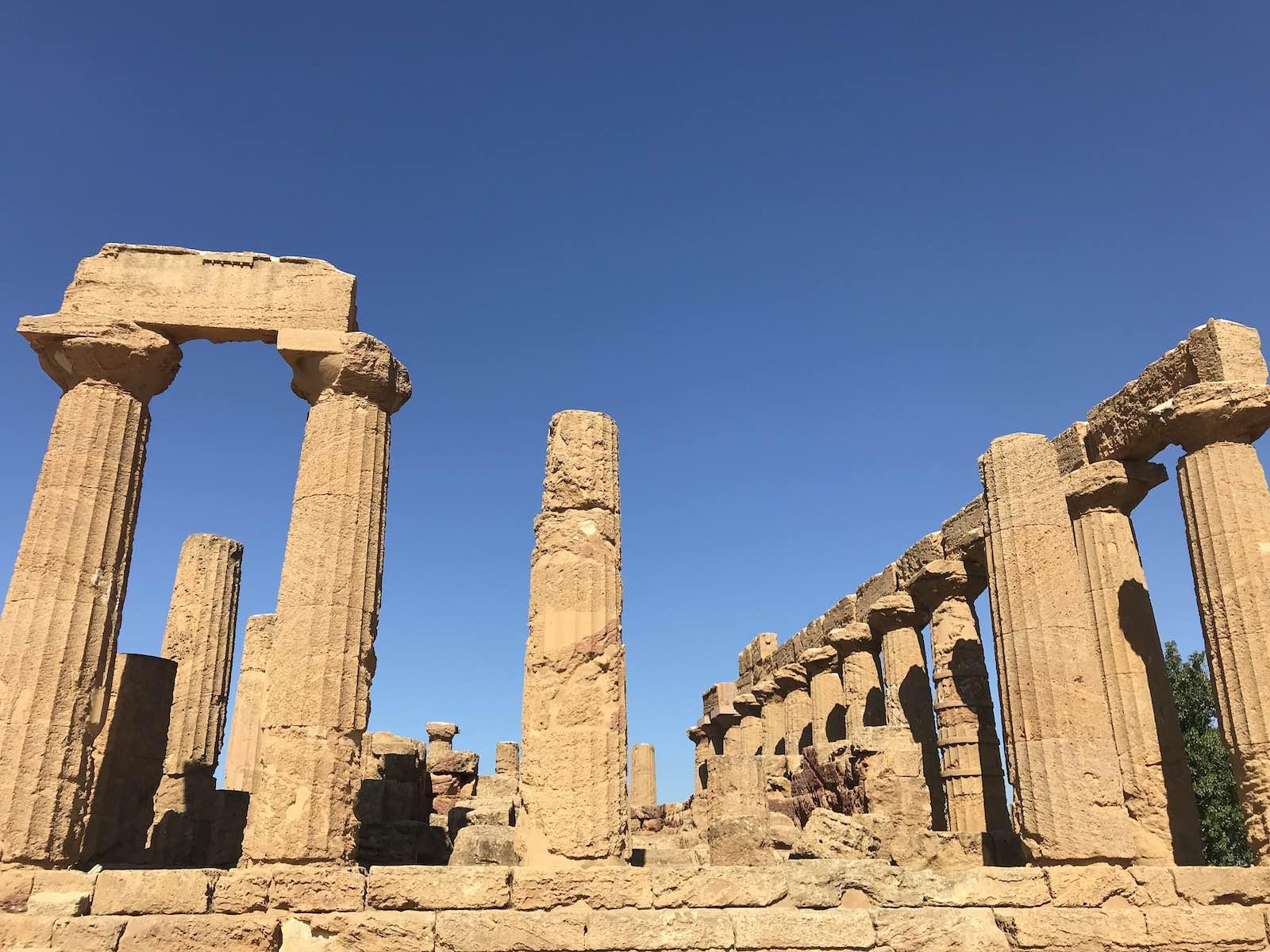 Temple of Hera or Juno
