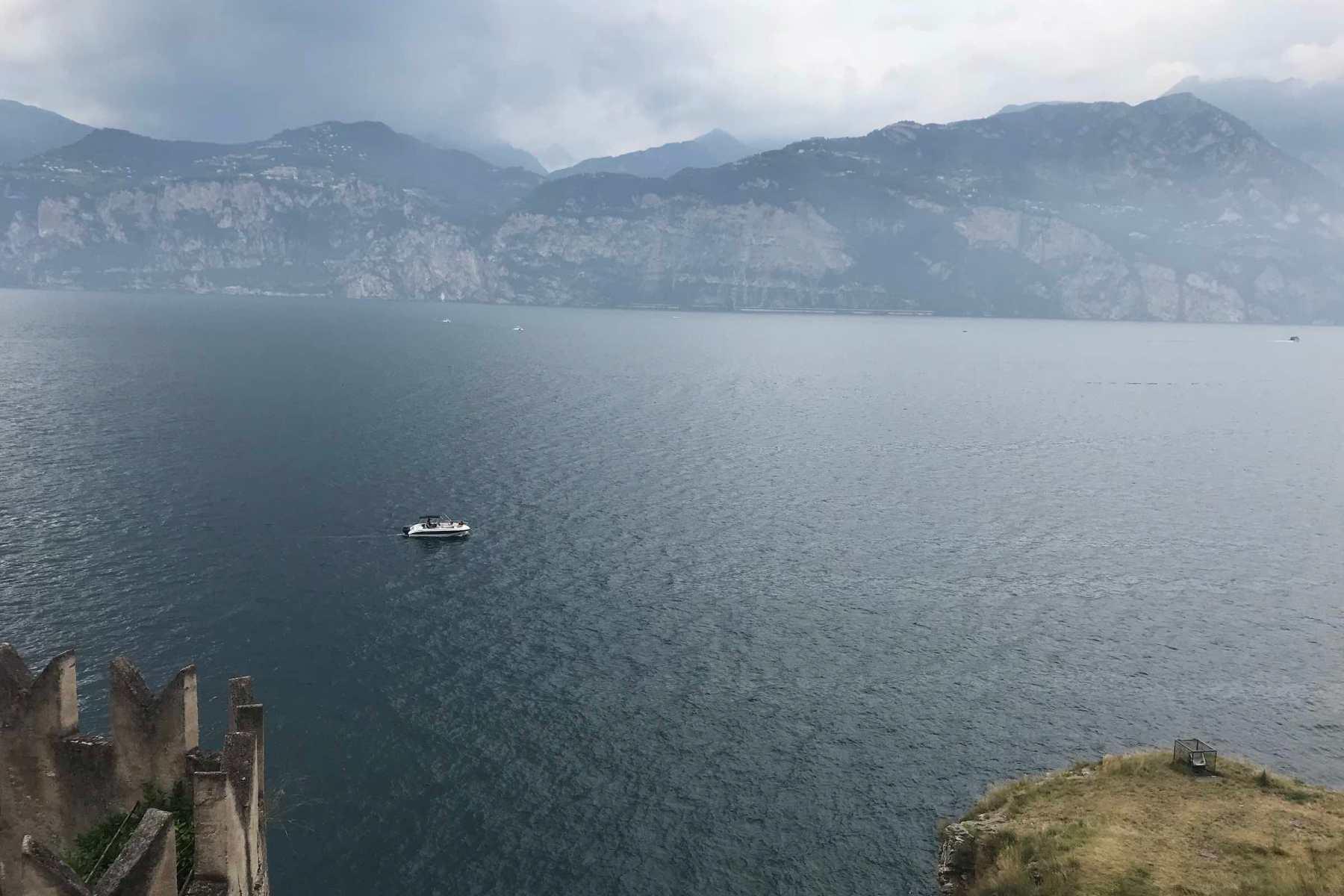 Lake Garda at Malcesine