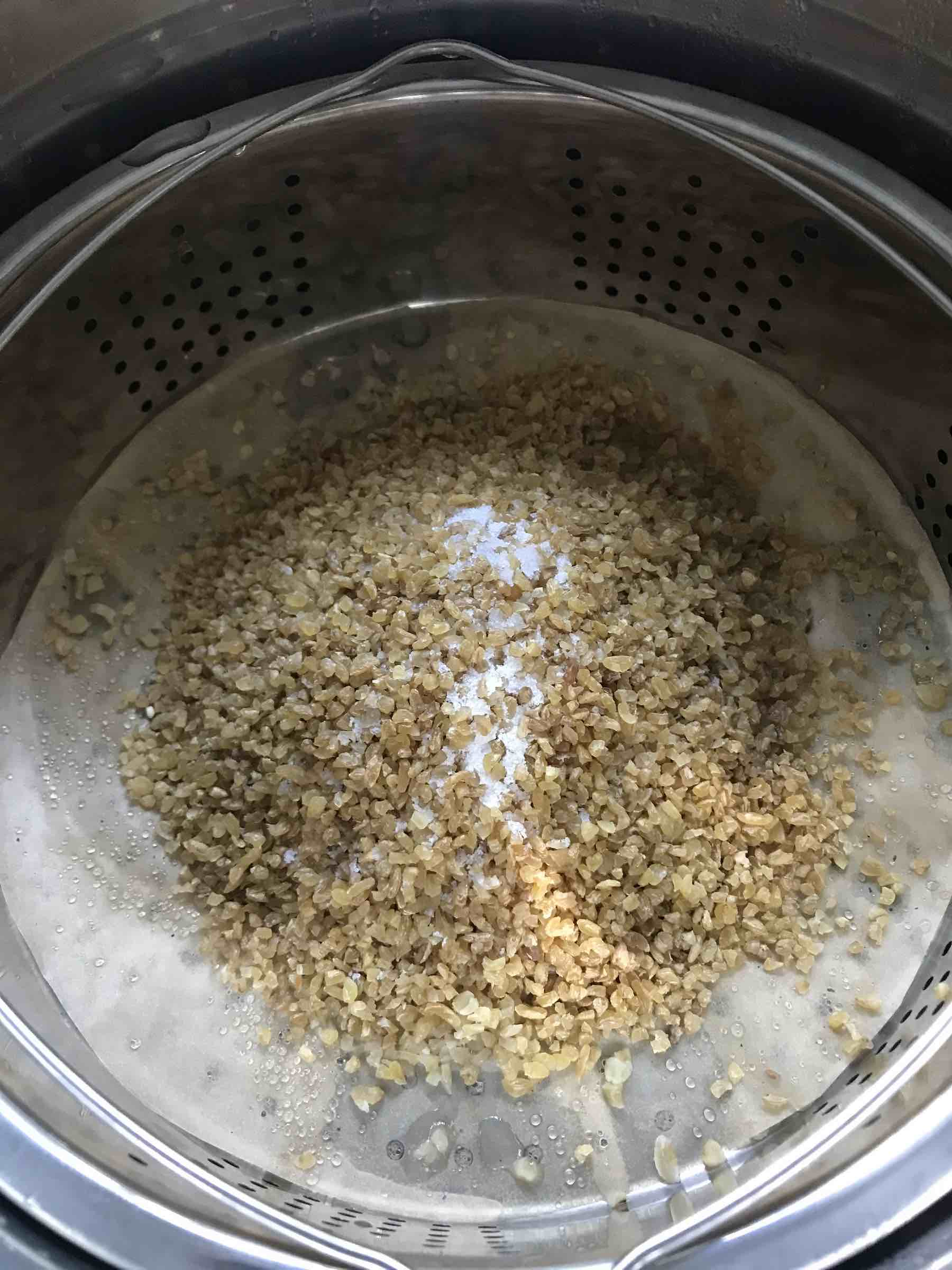 How to cook Bulgur Wheat in the Instant Pot