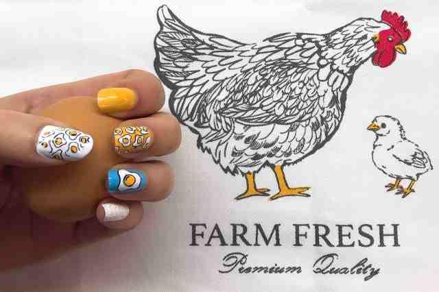 Egg nails